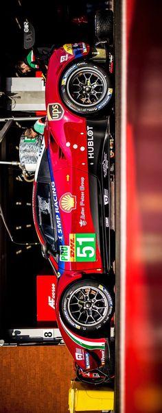2017/5/5:Twitter: FIA WEC: #WEC6hSpa FP3: @Ale_PierGuidi sets LMGTE Pro pace in #51 @AFCorse @FerrariRaces 488 GTE with best lap of 2m14.904s.
