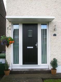 Looking for a new front door? Then get a stylish composite door. Call Chris 07912309210