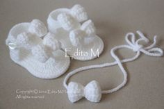 Buy Now Crochet baby set gladiator sandals tieback baby...