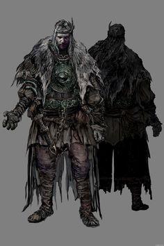 Dark Souls 3 Pyromancer.