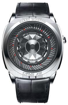 Harry Winston Opus XIII Watch - $300,000!