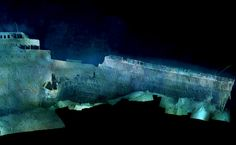 New photos of The Titanic:  I always have been fascinated by shipwrecks.