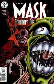 Image result for the mask comic books