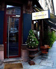 HÜFTENGOLD - Das Restaurant mit leckerer Abendkarte, Frühstückscafé & den stadtbekannten selbstgemachten Kuchen