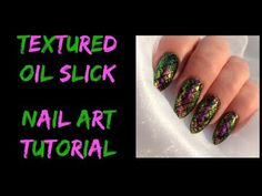 New video up on my Dixie Girlxox YouTube channel.   Textured Oil Slick Nail Art Tutorial.  #oilslicknails, #dixielunarflakes, #texturednailart, #dp11, #dixiediamondduostamper, #uglyducklinggelpolish, #paintedpolish, #midnightmischief, #blisskiss, #simplypeel, #simplypure, #stamping, #nails, #nailstamping, #howtostamp, #nailart, #stampingnailart, #nailstamps, #nailtutorial, #nailarttutorial, #diynails, #diynailart, #stampingplates, #nailstamp, #easynailstamping, #howtostampyournails…
