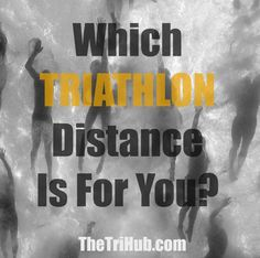 Not all triathlons are created equal! #SwimBikeRun #Triathlon #Ironman #70point3 #Olympic #Sprint http://thetrihub.com/2016/10/21/time-requirement-for-training/