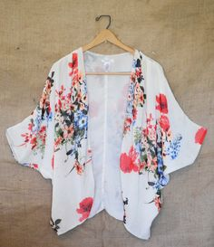 Floral Kimono ❤️ https://www.stitchfix.com/referral/3723078