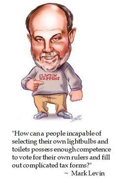 Mark Levin on #politics #quotes