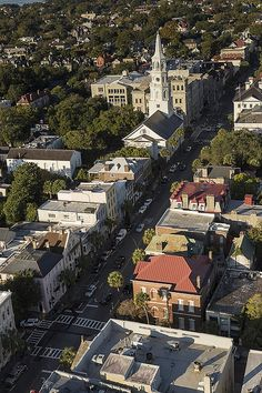 The historic district in Charleston, South Carolina › …