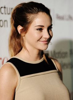 """I fall in love with human beings based on who they are, not based on what they do or what sex they are."" - Shailene Woodley"