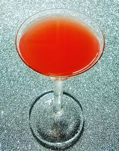 The Recipe: To Be Or Not To Be: The Mary Pickford Cocktail annefretz.blogspot.com  Sunsets and Cocktails