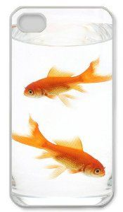 Amazon.com: Swimming Goldfish in Water Funny Cases Cover for Iphone 4/4s Case - huameidiy Store.: Cell Phones & Accessories