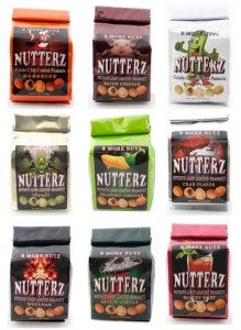 If you're a fan of salty snacks, then it is time you get to know Nutterz!