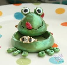 polymer clay frogs - Google Search