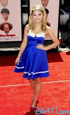 "Stefanie Scott at the ""Three Stooges"" Premiere April 7, 2012"