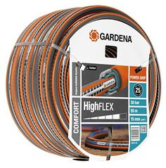 GARDENA 18079 High Flex Hose 58 x 165 * Check out the image by visiting the link.