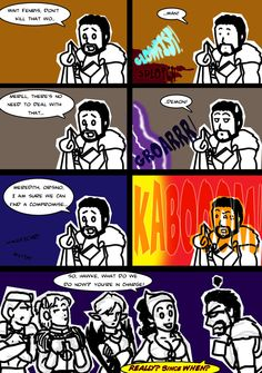 DA2 SPOILER Important Choices by *Abadir on deviantART --- So true. I laughed at this.