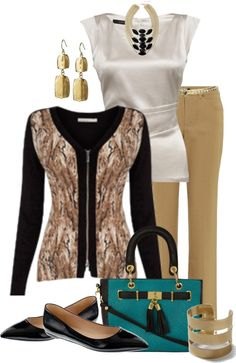 """Monday"" by desert-diva on Polyvore"