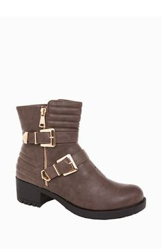 Quilted Biker Ankle Boots  http://jessyss.com/shoes/ankle-boots/1032501706.html?barva=