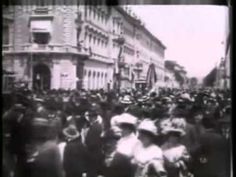 I do not own this video. This is the oldest video of Ljubljana. In that times the trams were still operating. There was a celebration on the old streets of L. Old Street, Old Video, My Heritage, Slovenia, Birth, Celebration, Old Things, Street View, Places