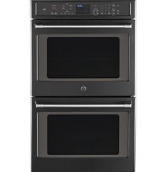 """GE CAFÉ™ SERIES 30"""" BUILT-IN DOUBLE CONVECTION WALL OVEN"""