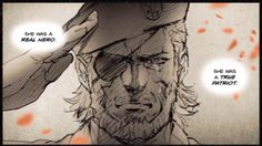 Metal Gear Peace Walker - Yoji Shinkawa Metal Gear Solid Series, Batman Artwork, Diamond Dogs, Gear Art, The Fox And The Hound, Dc Heroes, Designs To Draw, Videogames, Illustration