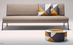 Innovation Living - Danish design sofa beds for small living spaces Futon Sofa Bed, Sleeper Sofa, Sofa Design, Bed Positions, Innovation Living, Full Size Mattress, Futon Covers, Designer, Love Seat