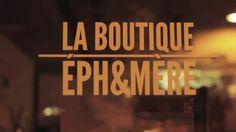 La Boutique Ephémère : Du 15 au 16 Juin 2013 au 31 Rue Sainte Colombe…