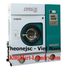 Phân phối máy giặt khô Nhật thế hệ 3 công suất 6kg