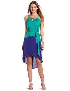 summer dress ~ love the blues!