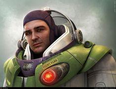 If Buzz Lightyear was real... #BuzzLightyear #CGSociety #RaoniNery