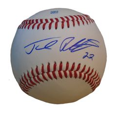 Boston Red Sox Josh Reddick signed Rawlings ROLB leather baseball w/ proof photo.  Proof photo of Josh signing will be included with your purchase along with a COA issued from Southwestconnection-Memorabilia, guaranteeing the item to pass authentication services from PSA/DNA or JSA. Free USPS shipping. www.AutographedwithProof.com is your one stop for autographed collectibles from Boston sports teams. Check back with us often, as we are always obtaining new items.