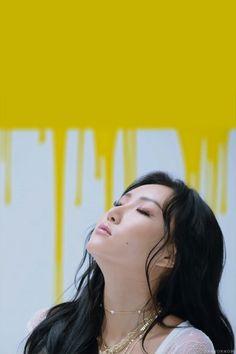 "vitunkpoppi: ""i am painted over and over "" Mamamoo, She Was Beautiful, Beautiful Asian Girls, South Korean Girls, Korean Girl Groups, Rapper, Jeonju, Jennie Lisa, Mocca"