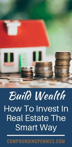 Real Estate Investing Is Absolute Best Way To Build Wealth | Building wealth through real estate investing is a great option. Click through to learn the tricks for success and what to avoid when investing in real estate. #RealEstate #Investing #PersonalFinance Make Money Today, Make Money Fast, Stock Market Investing, Wealth Creation, Saving For Retirement, Real Estate Investor, Investing Money, Investment Property, Money Saving Tips