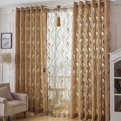 cortinas para salas pequeñas sencillas - Buscar con Google