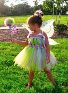 tinkerbell looking costume