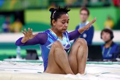 <p>on Day 9 of the Rio 2016 Olympic Games at the Rio Olympic Arena on August 14, 2016 in Rio de Janeiro, Brazil. </p>