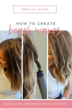 HOW TO CREATE BEACH WAVES Share Share Tweet Pin Share Share How to Create Beach Waves