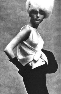 Black & white - Balenciaga - 1963