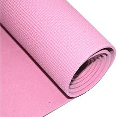 Ezyoutdoor Yoga Mats Pad Pilates Exercise Fitness Mat Cushion Mattress Non Slip for Pilates Exercise Gym Training Camping Hiking Bivouac Outdoor Sports Extra Thick 6 mm L71 x196 x 023 * You can get more details by clicking on the image. (Note:Amazon affiliate link)