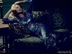 Jessica Lange coven   Jessica Lange & Marc Jacobs For Love Magazine – - Socialite Life ...