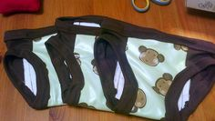trim training pants free pattern