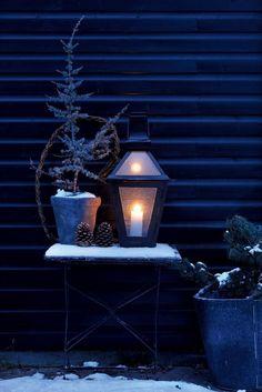 Afslappet, stilfuld, klassisk og med skønne detaljer. Sådan er kodeordene for julen hjemme hos kvinden bag det danske modebrand Mille K/Plus Fine, Vibeke Havmøller.