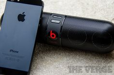 Beats Pill portable speaker is Dr. Dre's answer to the Jambox, now on sale for $199