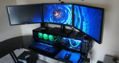 Casemod Turns Your Desk Into a PC, Looks Stellar | PCWorld