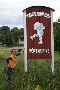 Marianne in Mariannelund.