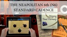 The Neapolitan 6th (N6) Standard Cadence in Minor, using Mapping Tonal H...