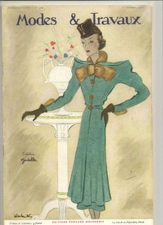 Modes et Travaux 1936