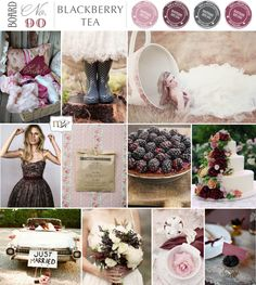 Magnolia Rouge: Inspiration Board