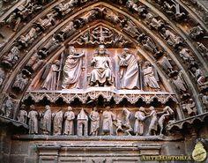 puerta de la Coronería - Catedral de Burgos